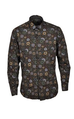 Picture of Remus Uomo Long Sleeve Shirt 18058