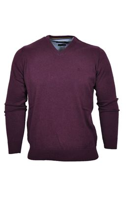 Picture of Benetti V-Neck Pullover AW19