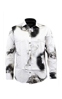 Picture of Claudio Lugli Long Sleeve Shirt CP 6601