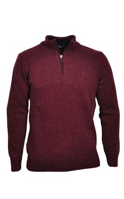 Picture of Benetti 1/2 Zip Pullover Nope