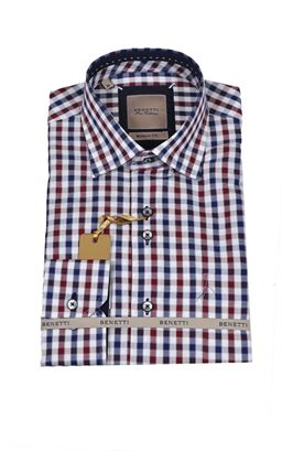 Picture of Benetti Long Sleeve Shirt CALVIN/1