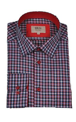 Picture of Daniel Grahame Long Sleeve Shirt Drifter 15538
