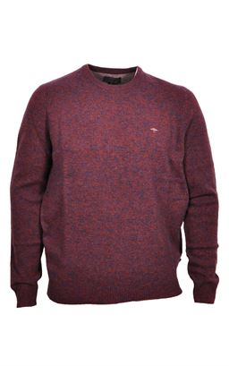Picture of Fynch-Hattton Crew Neck Pullover 1219-955