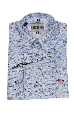 Picture of Dario Beltran Long Sleeve Shirt Bisturi