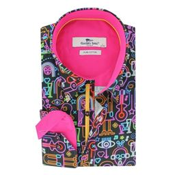 Picture of Claudio Lugli Long Sleeve Shirt CP6592
