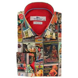 Picture of Claudio Lugli Long Sleeve Shirt CP6642