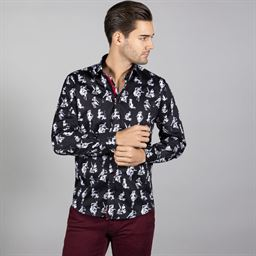 Picture of Claudio Lugli Long Sleeve Shirt CP6650