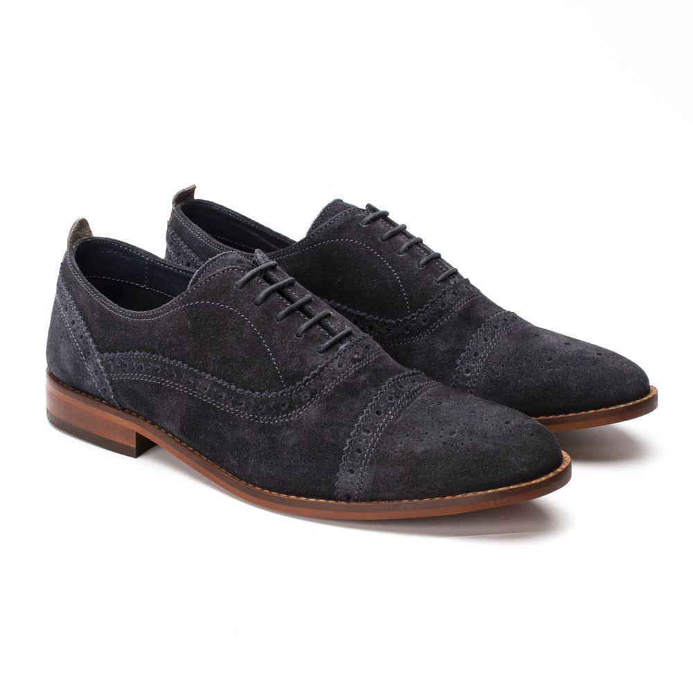 S\u0026T Moore. Base London Suede Shoe Cast