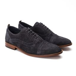 Picture of Base London Suede Shoe Cast