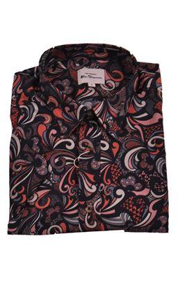 Picture of Ben Sherman Short Sleeve Shirt  0059126