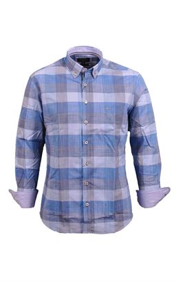 Picture of Fynch Hatton Long Sleeve Shirt 1120-8120