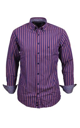 Picture of Fynch Hatton Long Sleeve Shirt 1120-6150