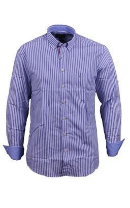 Picture of Fynch Hatton Long Sleeve Shirt 1120-8100