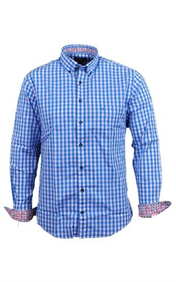 Picture of Fynch Hatton Long Sleeve Shirt 1120-5080