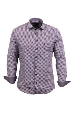 Picture of Fynch Hatton Long Sleeve Shirt 1120-8022