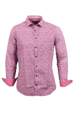 Picture of Fynch Hatton Long Sleeve Shirt 1120-6057