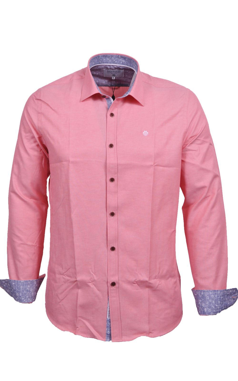 Picture of Mish Mash Long Sleeve Shirt Granda  2961GR