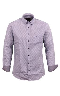Picture of Fynch Hatton Long Sleeve Shirt 1120-8030