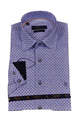 Picture of Benetti Short Sleeve Shirt Arlo