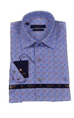 Picture of Benetti Short Sleeve Shirt Ajay