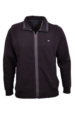 Picture of Fynch Hatton Zip Cardigan 1120-3401