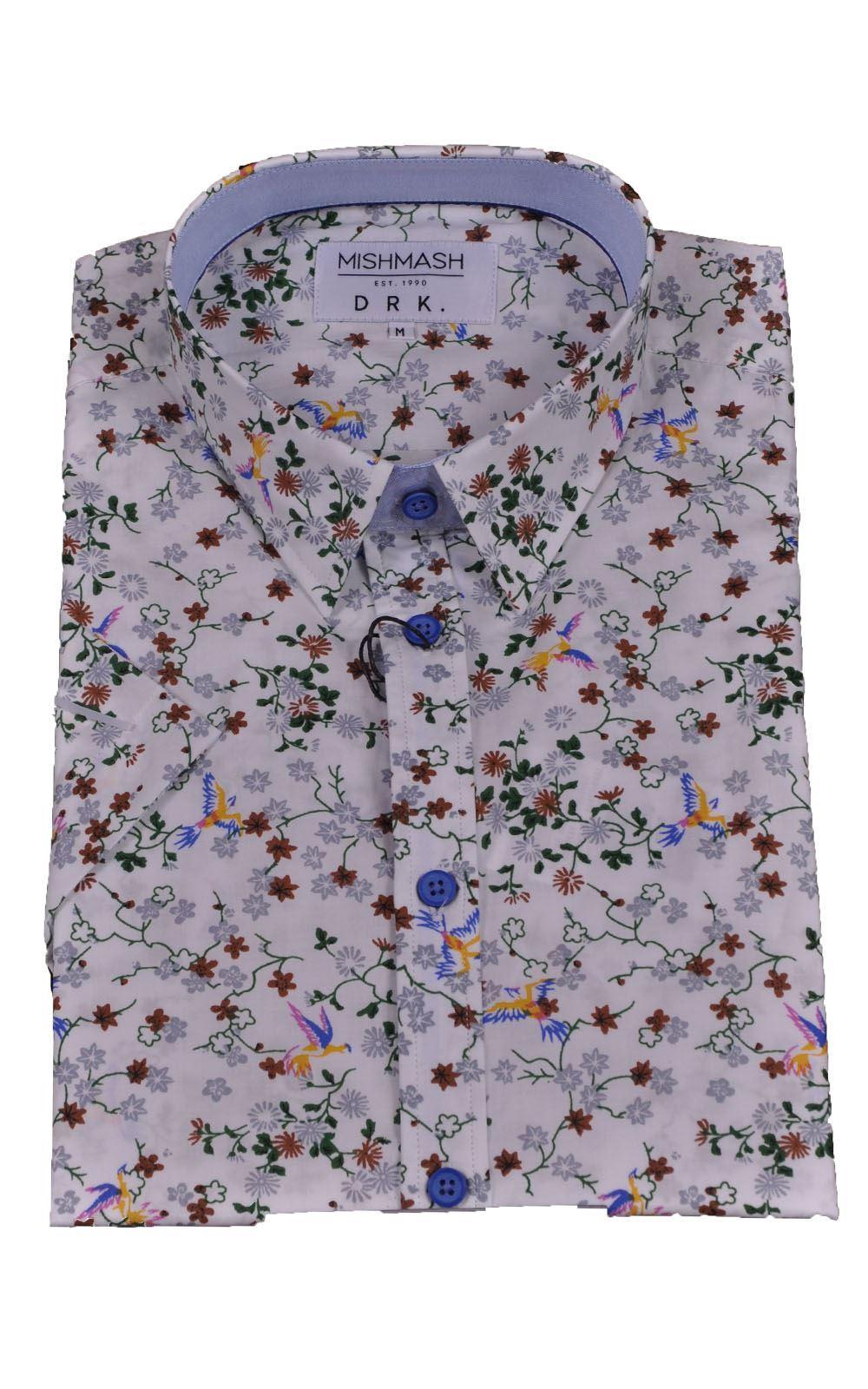Picture of Mish Mash Short Sleeve Shirt 2293FI