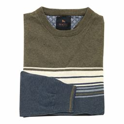 Picture of Magee Crew Neck Pullover Termon 89583