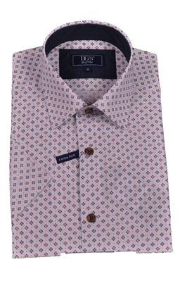 Picture of Daniel Grahame Short Sleeve Drifter Shirt 15717SS