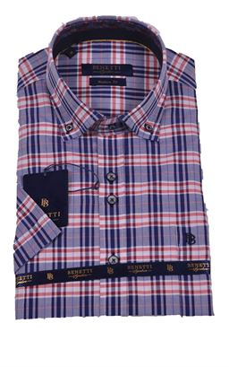 Picture of Benetti Short Sleeve Shirt Bret