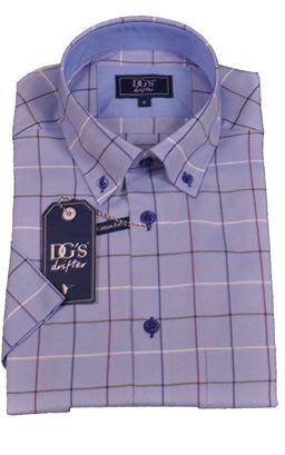 Picture of Daniel Grahame Short Sleeve Shirt Drifter15591SS