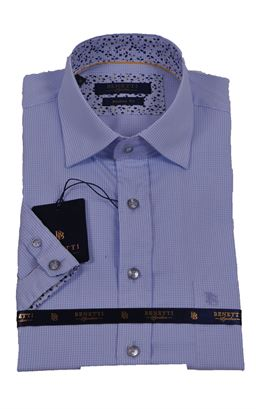 Picture of Benetti Short Sleeve Short David
