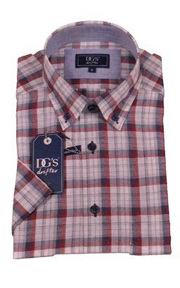 Picture of Daniel Grahame Short Sleeve Shirt Drifter 15592SS