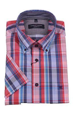 Picture of Casamoda Short Sleeve Shirt  9034172