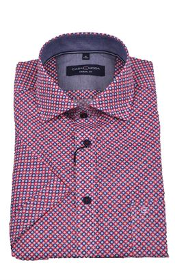 Picture of Casamoda Short Sleeve Shirt  9033467