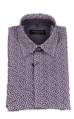 Picture of Casamoda Short Sleeve Shirt 9033527