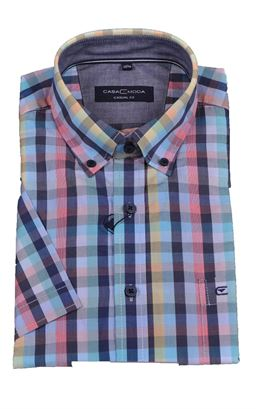 Picture of Casamoda Short Sleeve Shirt 9033474
