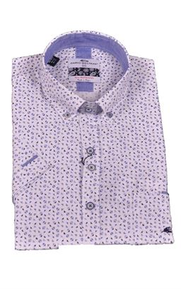 Picture of Dario Beltran Short Sleeve Shirt Islares