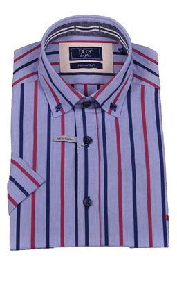 Picture of Daniel Grahame Short Sleeve Shirt Drifter 15742SS