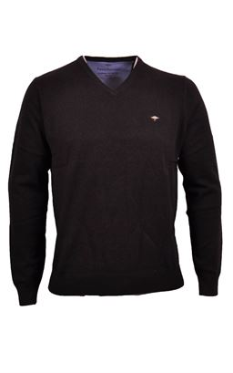 Picture of Fynch Hatton V-Neck Pullover SFPK-211