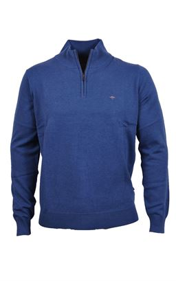 Picture of Fynch Hatton 1/2 Zip Pullover 1120-216