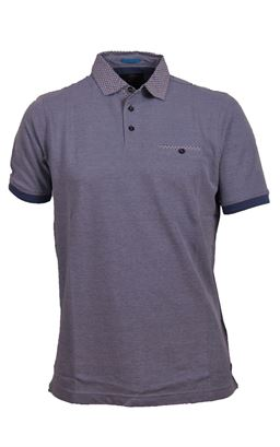 Picture of Fynch-Hatton Polo Shirt 1120-1755
