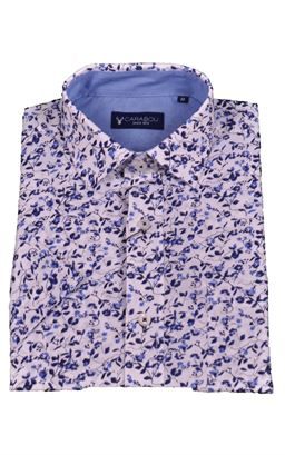 Picture of Carabou Short Sleeve Shirt BL7