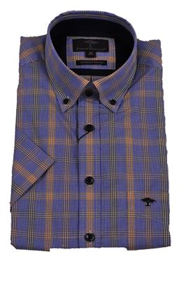 Picture of Fynch-Hatton Short Sleeve Shirt 1120-8071