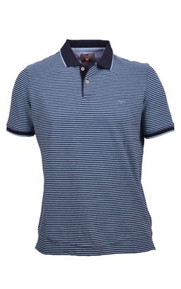 Picture of Fynch Hatton Polo Shirt 1120-1731