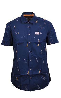 Picture of Brakeburn Short Sleeve Shirt 5115