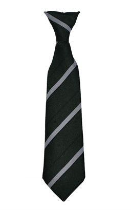 Picture of St John's PS Elastic Tie - Unicol
