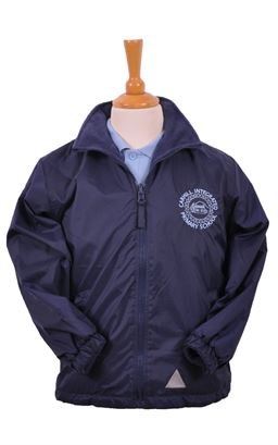 Picture of Carhill Integrated PS Waterproof Coat - Blue Max