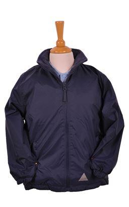 Picture of Sandelford School Waterproof Coat - Blue Max
