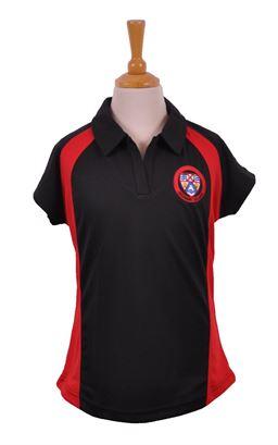Picture of Coleraine College Girls Polo Shirt - Akoa