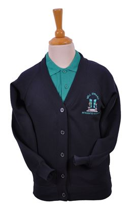 Picture of Millstrand Int PS Sweat Cardigan - Woodbank